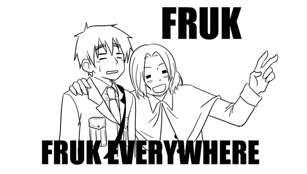 FRUK EVERYWHERE by subaru87