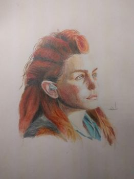 Aloy by Khaleemir