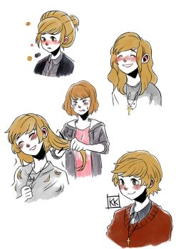 Life Is Strange- Kate by BlackCrow06