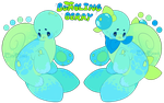 Bumbling Berry - Sealturtle Auction CLOSED by ToyPaws