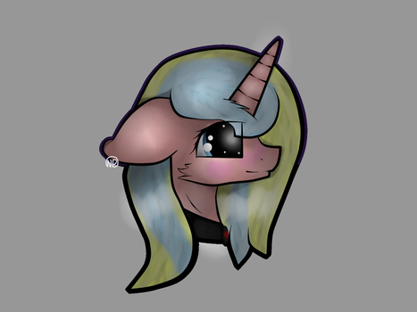 Nuki Pony thanks for 400 subs. by NukiARTS