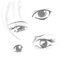 Manga Eyes by Taeb-bo