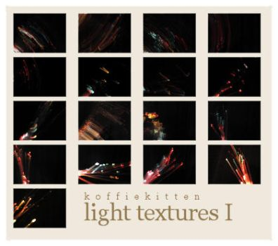 light textures 01 by koffiekitten