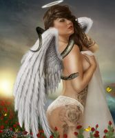 Sinned Angel by TL-Designz
