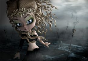 Lost At Sea by LeAndraDawn
