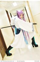 Vocaloid: Kamui Gakupo by z3LLLL