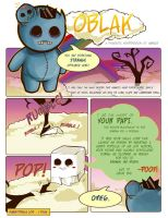 OBLAK: Page 1 by Twisted-Saint