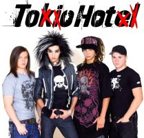 Tokio Hotel... Too Hot by Lady-Vibeke