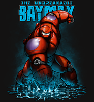 The Unbreakable Baymax by SteveGibson