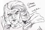 Granny Goodness [Doodle] by Empty-Brooke