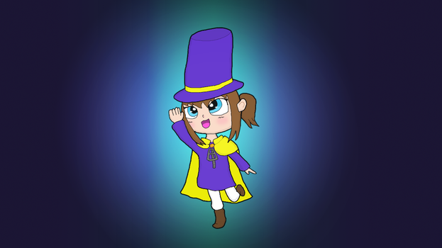 Hat Kid by Meowstic-45
