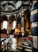 Basilica Our Lady of Hanswyk 8 by pagan-live-style