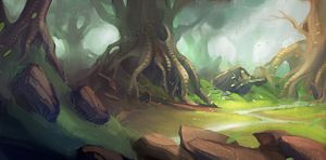 Green Forest by bongoshock