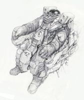 Space Explorer by animationchambers