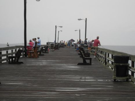 Pier Stock I by CreepShowStock