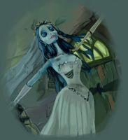Corpse Bride by Miss-Madd