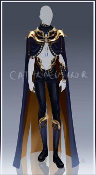 (CLOSED) Auction Adopt - Outfit 25 by cathrine6mirror