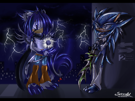 .: The Thunder :. by Chibi-Nuffie