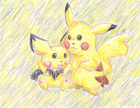Just a Couple of Chu's by StarGazingKitten