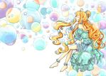 Bubble princess by Namtia