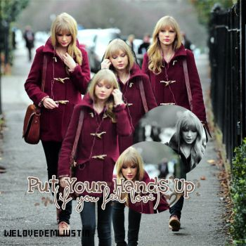 Taylor Swift Blend #1 by WeLoveDemiJustin