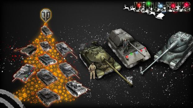 World of Tanks - Custom Tech Tree by 0Ic3Cub30