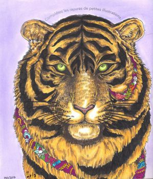 Tigre by irialcyon