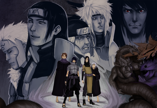 I must start from the Uchiha and the Senju by Giando1611990