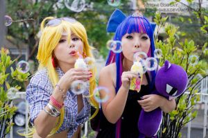 Bubbles 02 by Hitomi-Cosplay