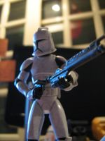clone trooper 6 by shithlord