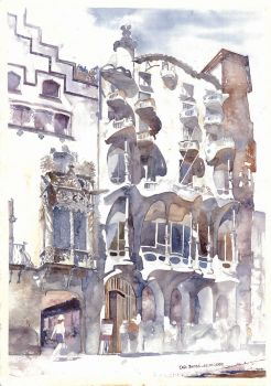 Casa Batllo by NiceMinD