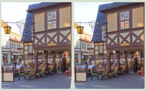 Ratskeller Wernigerode 3D :: Stereoscopic HDR :: by zour