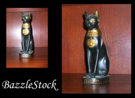 Egyptian Cat by BazzleStock