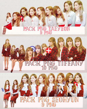 Pack PNG #116: TaeTiSeo by jimikwon2518