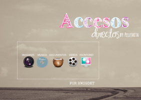 Accesos directos by PelushitaPetisuit