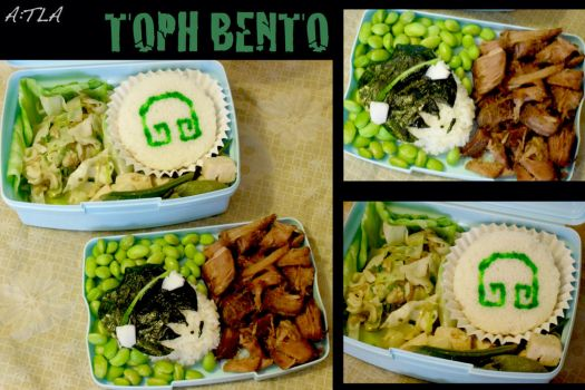 Toph Bento Box by mindfire3927