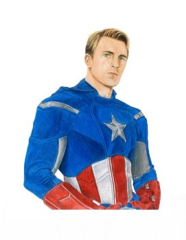 Captain America w/ video by Sofera