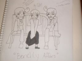 Benchly Affairs by goodgooey