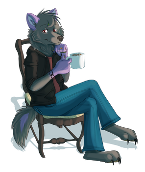 Cup of Hot Cocoa by Naoki-Wolf