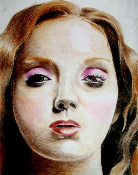 Lily Cole by ariallure