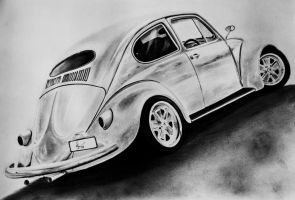 VW BEETLE Classic by resistanceispointles