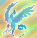 #144 Articuno by Xyliax