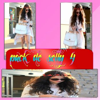 Pack Selly by DamarisTuto134