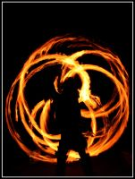 Fire spin by Batteryhq