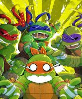 TMNT S01E23 by xypca