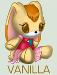 Plushie Collection: Vanilla by Omnicenos
