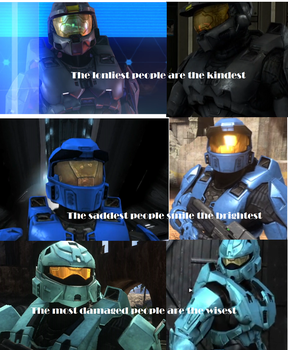 Red Vs Blue Quote by furbyeater