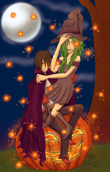 Happy Halloween 2009 by maybesomecake