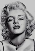 Marilyn by Macca4ever