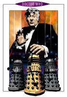 Dr Who - Day of the Daleks by jlfletch
